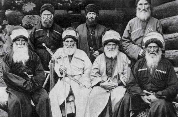 Kuzey Kafkasya'nın en eski Türk Halkları: Karaçay-Balkarlar