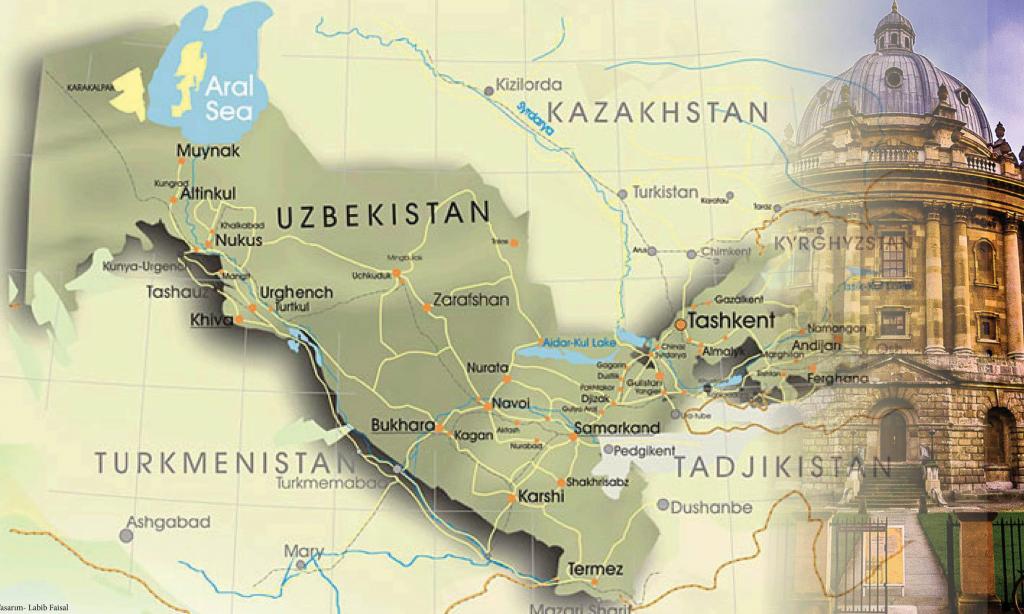 Özbekistan'dan 45 ülkeye 30 günlük vize muafiyeti