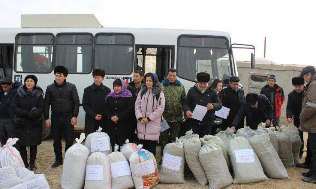 Aral'a Destek