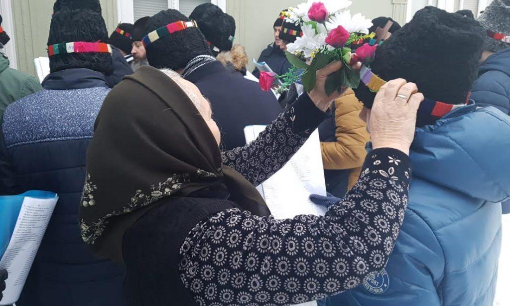 Gagauz Türklerinde Kolada Kutlamaları