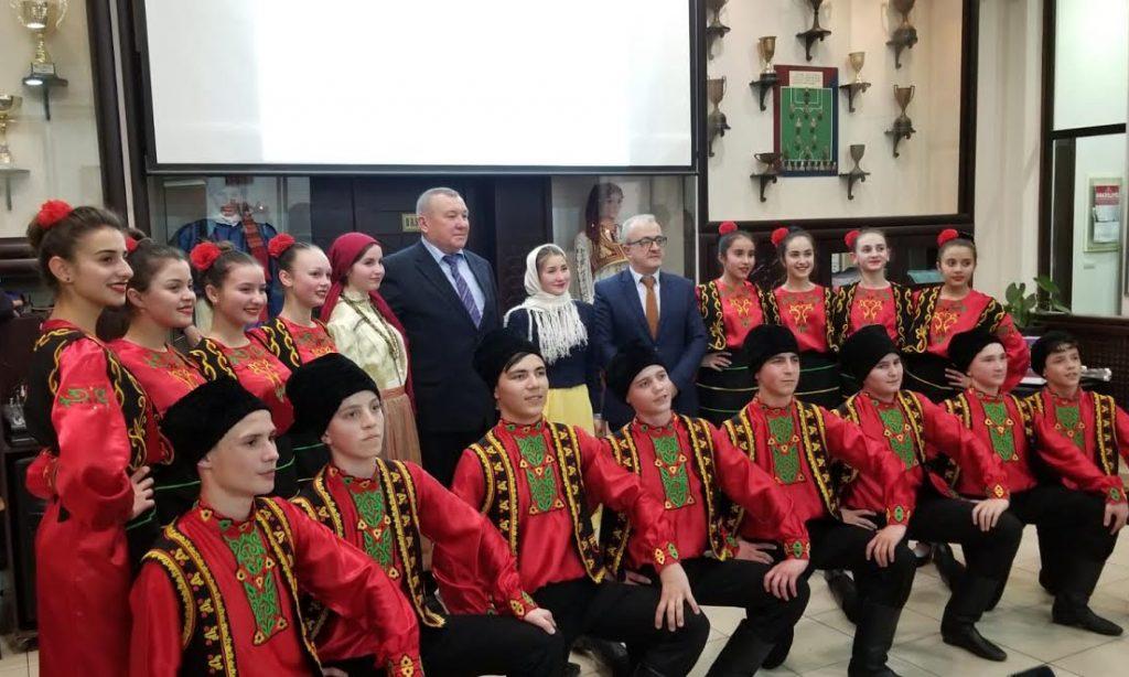 Batı Trakya Gagauz Türklerini ağırladı