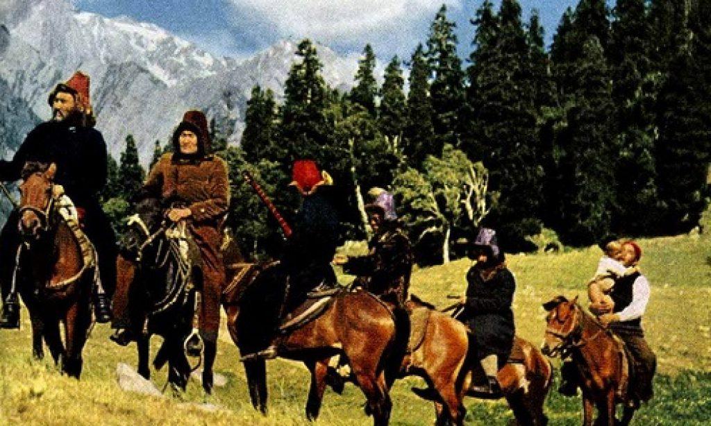 Büyük Kazak Göçü: Altay'dan Anadolu'ya