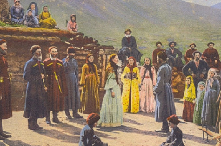Tehlikedeki Karaçay-Balkar dili