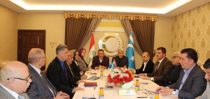 Türkmenler Kerkük'te Peşmerge istemiyor