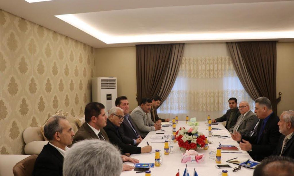 Türkmenelinde alınan siyasi ve güvenlik kararları