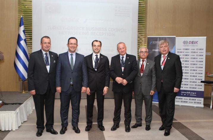 DEİK Selanik'te: Hedef ticarette 8 milyar dolar