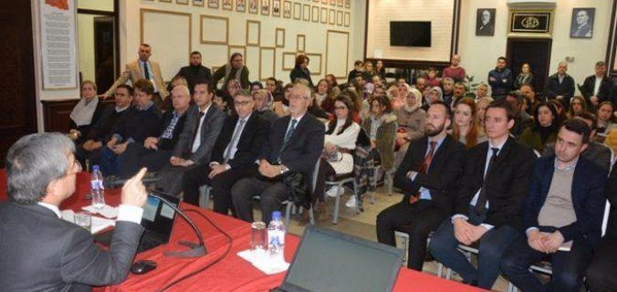 Mehmet Akif Ersoy Batı Trakya'da anıldı