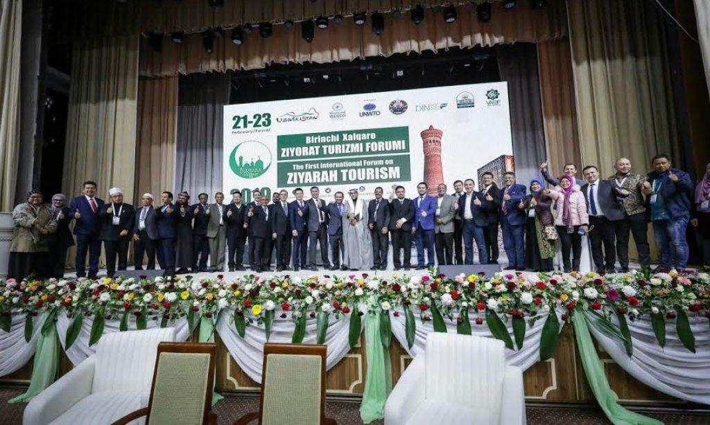 Özbekistan kapılarını ziyaretçilere açan Buhara Deklerasyounu imzalandı