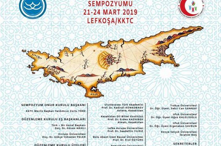 Kıbrıs, Türk Dünyası sempozyumuna ev sahipliği edecek