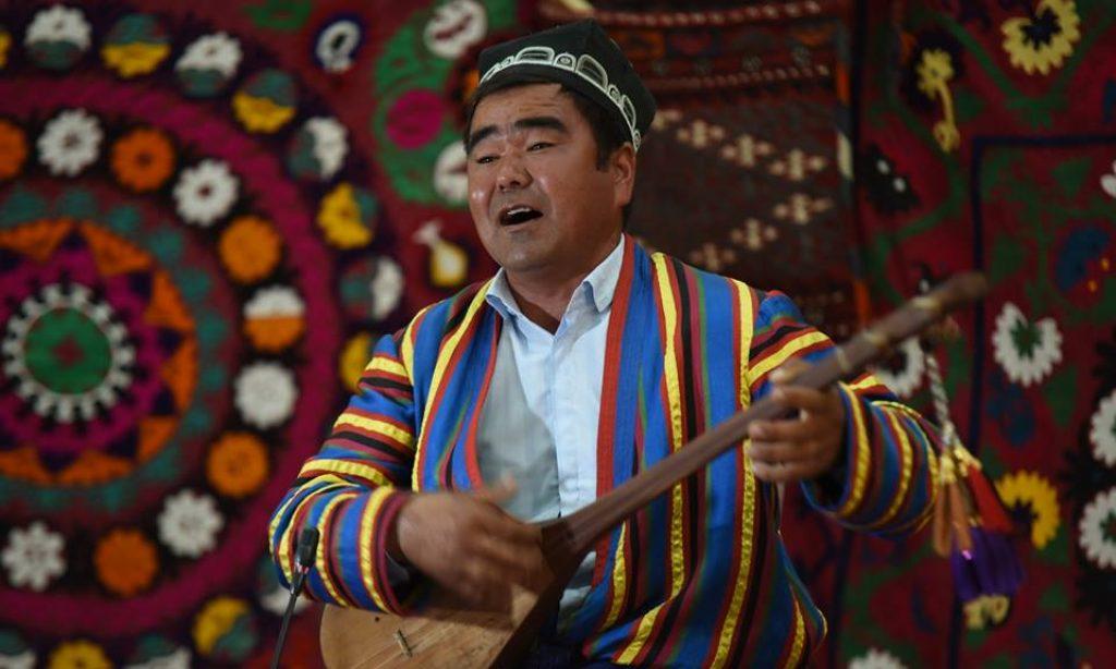 Özbekistan'da Bahşıcılık festivali düzenleniyor