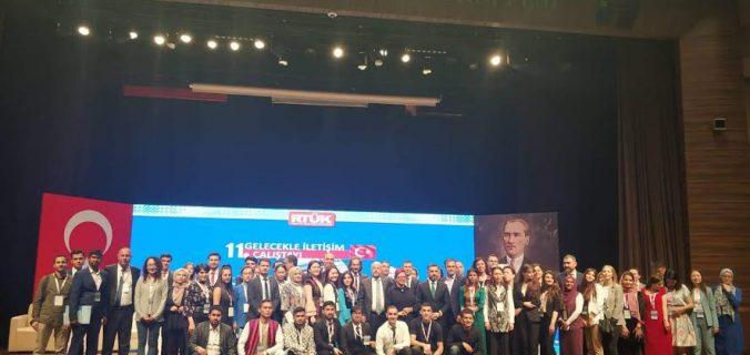 Gaziantep-Şanlıurfa Geleceğin İletişimcilerine ev sahibi oldu