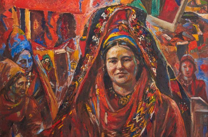 Tarihten günümüze Türk Dünyası ressamları