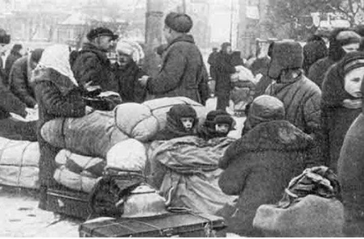 Unutulmuş Bir Sürgün : Karaçay – Balkar Sürgünü