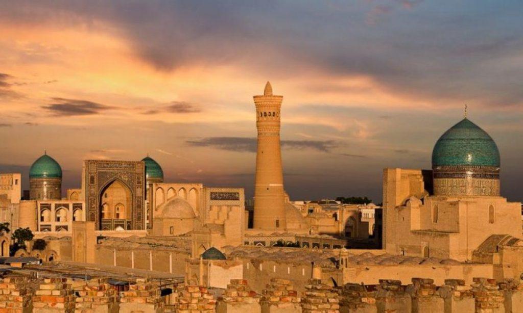Buhara – Yedi Pir-i Mürşitler Mekânı