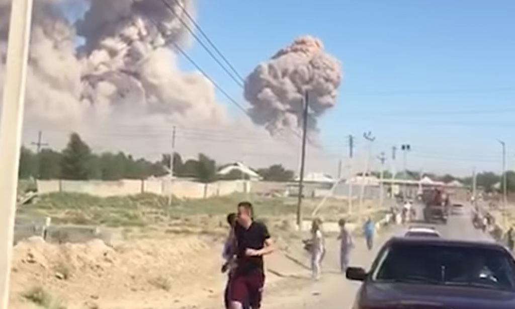 Türkistan eyaletinde olağanüstü hal ilan edildi