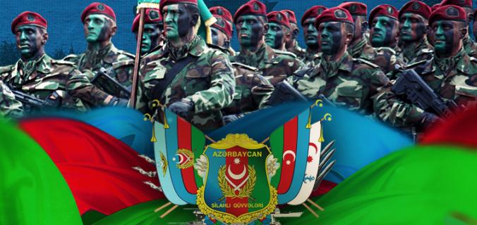 Azerbaycan Ordusu 101 Yaşında