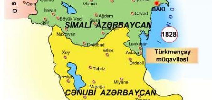 Parçalanan Tarihi Azerbaycan Toprakları