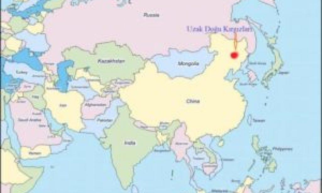 Uzakdoğuda unutulan Fu-Yu Kırgızları