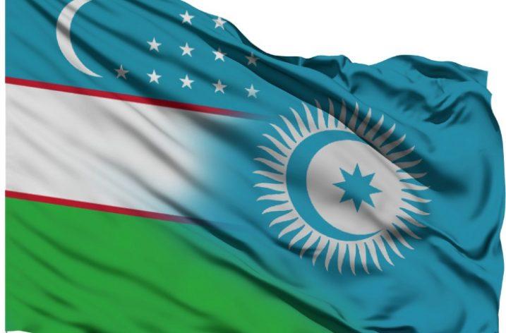 10. Yıl Dönümünde Türk Keneşine Bir Armağan; Özbekistan