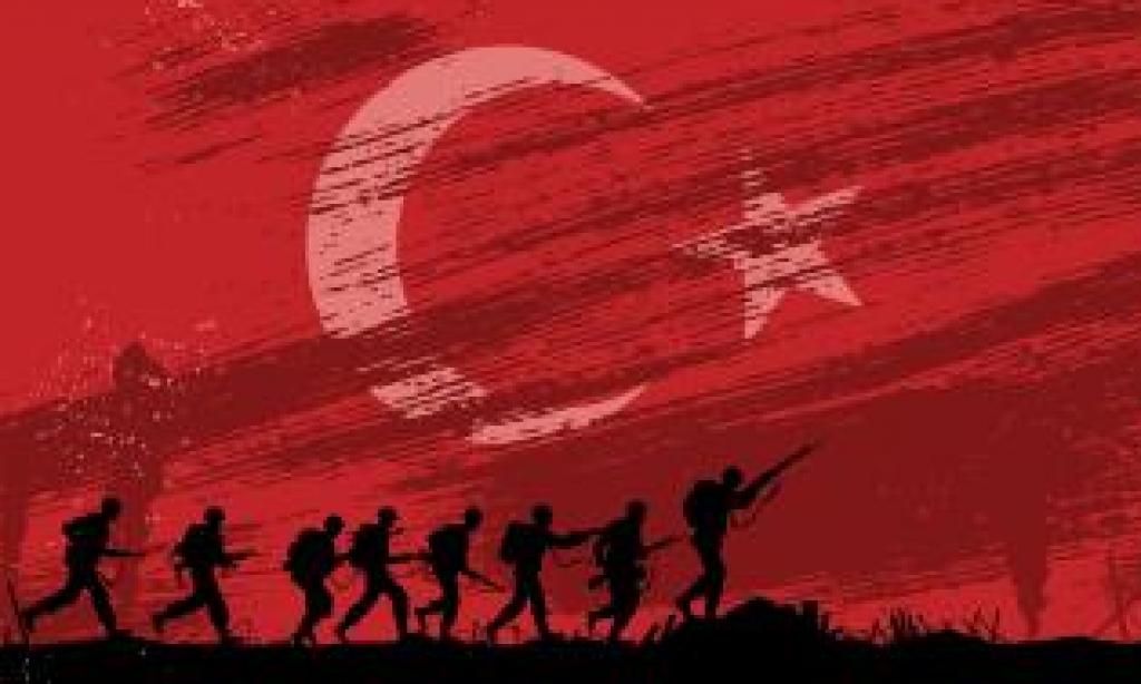 Türkiye Barış Pınarı Harekatını Başlattı