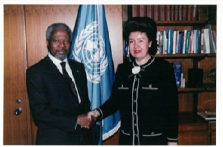 Kazakistan'ın ünlü diplomatları – III