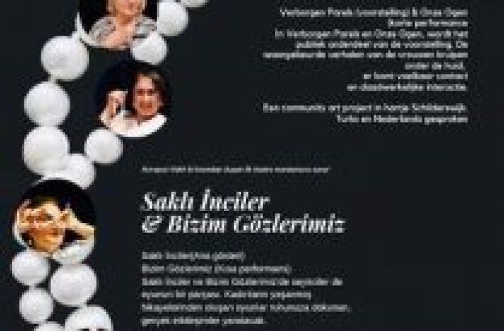 Hollanda'da Türk Kadınının mücadelesini anlatan tiyatro oyunu gösterimde