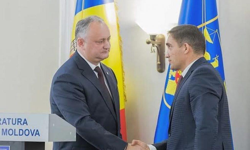 Moldova Cumhuriyeti Başsavcılığına Gagauz asıllı Stoyanoglo seçildi