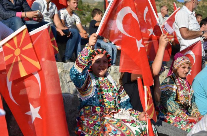 Makedonya Türklerinin Türkçe Sevdası