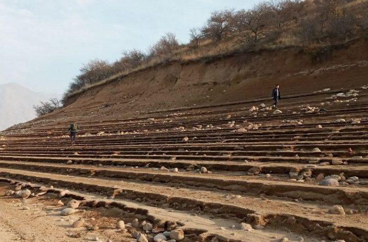 Özbekistan'da Göktürk devrine ait mezar bulundu