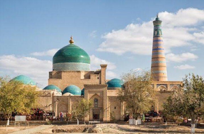 2020 Türk Dünyası Kültür Başkenti Özbekistan'ın Hive Şehri oldu