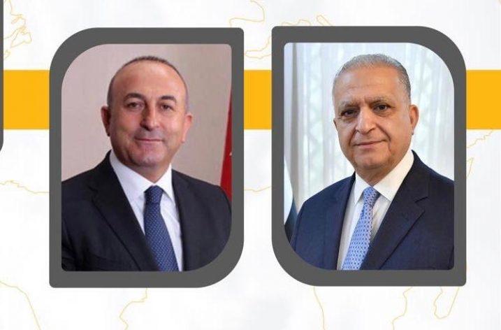 Irak Dışişleri Bakanlığından Türkiye'ye Taziye mesajı