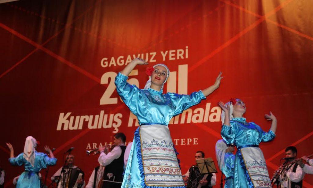 Gagauzlar ve Gagauz Diasporası