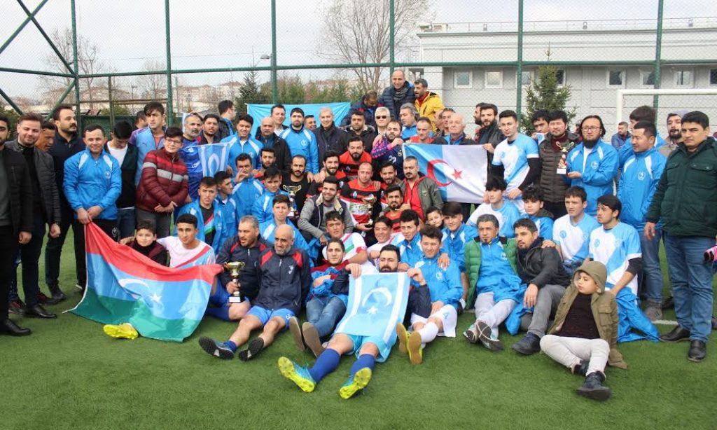 Türk Dünyası Kardeşlik Futbol Turnuvası