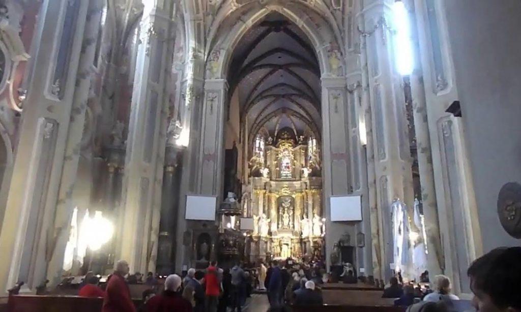 Lviv Katedralinde Osmanlı Mermisi
