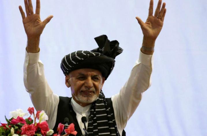 Afganistan'da Cumhurbaşkanlığı Seçimlerinin Kazananı Yine Eşref Gani