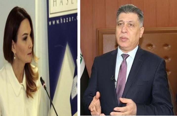ITC Lideri Erşat Salihi'den Azerbaycan Milletvekili Paşayeva'ya tebrik mesajı