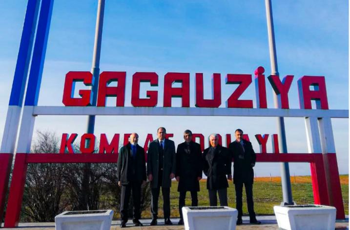 Gölbaşı Belediyesinden Çeşmeköy'e iadei ziyaret