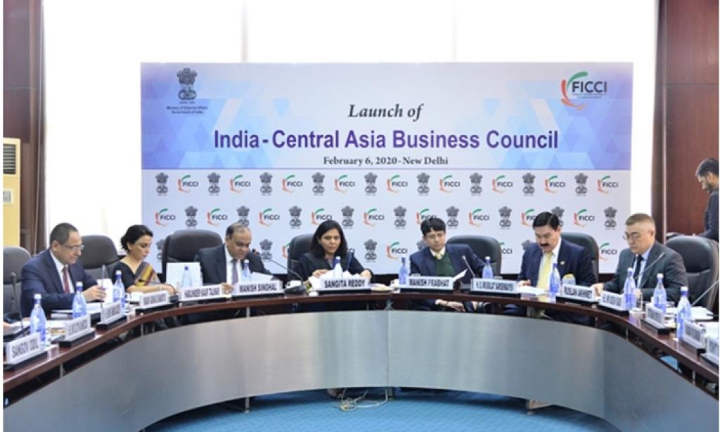 Türkistan-Hindistan Ortak İş Konseyi kuruldu