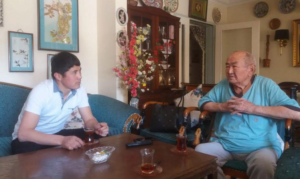 """Basmacı Korbaşı Parpi'nin Oğlu Abdülmecit: """"Babam hayatının sonuna kadar Kırgızistan'a dönebilme hayali ile yaşadı"""""""