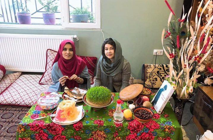"""Türkistan'ın Geleneksel Nevruz Yemeği """"Sümenek"""""""