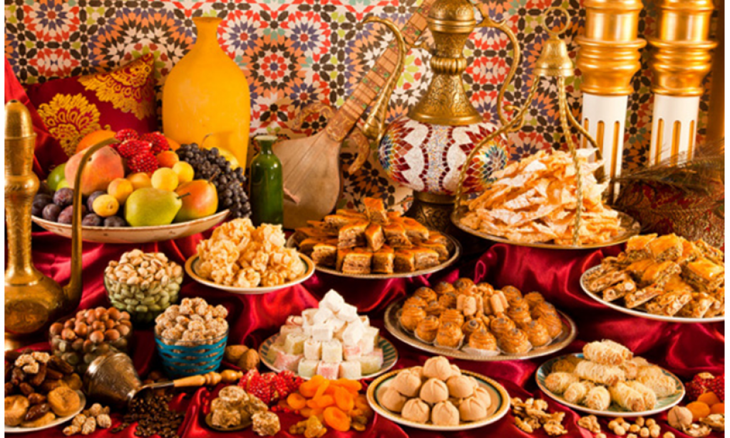 Türkistan'da Ramazan Bayramı