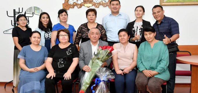 Al-Farabi Kazak Milli Üniversitesi Gazetecilik Fakültesi Dünya Araştırma Ekibinde