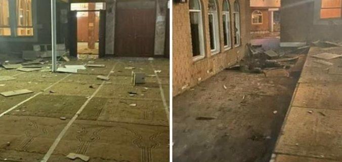 Kabil'de Camiye Terör Saldırısı
