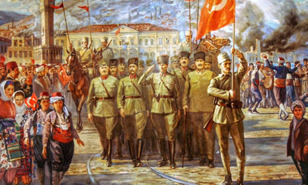 İzmir'in İstiklaline Kavuşması ve Türkistan'ın 3 Kılıcı