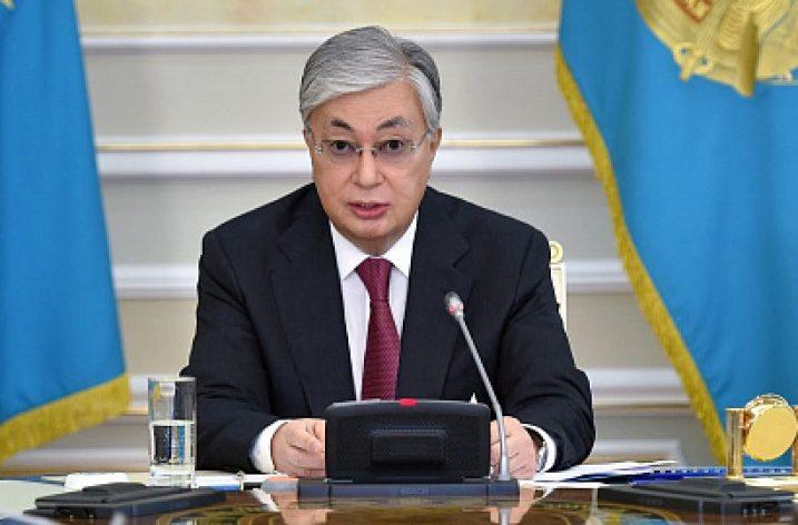 """Kazakistan Cumhurbaşkanı Kasım Jomart Tokayev'in Ulusa Seslenişi: """"Yeni Bir Gerçek Karşısında Kazakistan: Eylem Zamanı"""""""