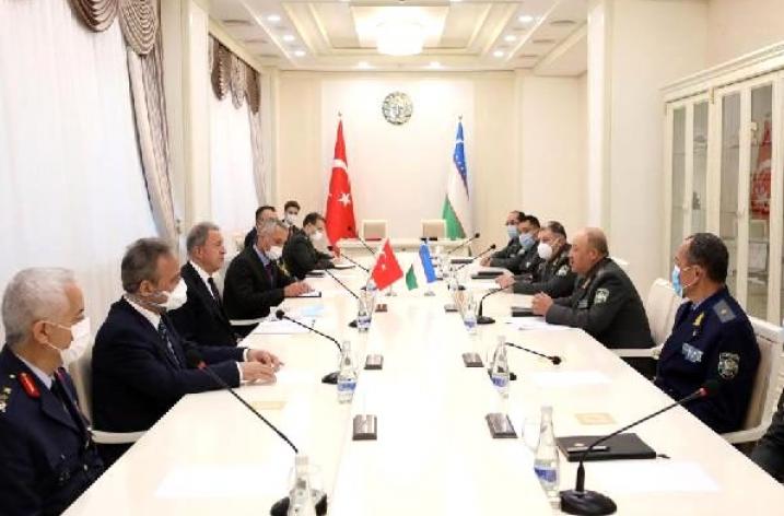 Türkiye-Özbekistan arasında Askeri Mali İşbirliği Anlaşması imzalandı