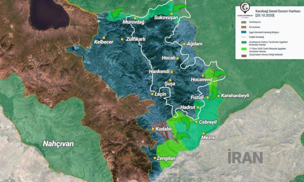 Azerbaycan Harekata Devam Ediyor