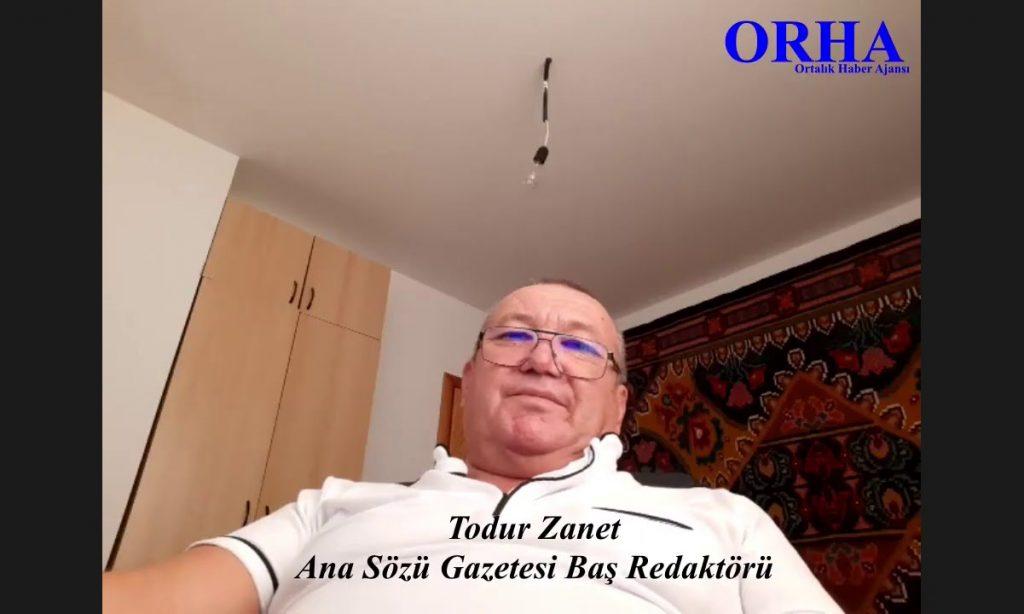 Todur Zanet Gagauzları Anlaıyor -II-