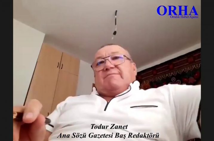 Todur Zanet Gagauzları Anlatıyor
