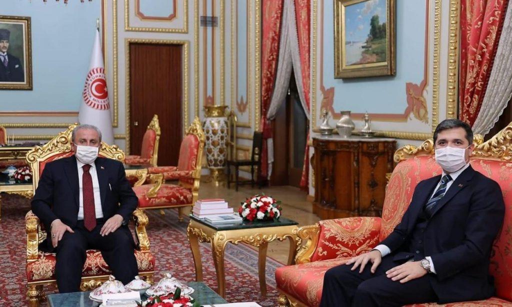TBMM'de Türk Dünyası İçin Daimi Komisyon Kurulması Konuşuldu